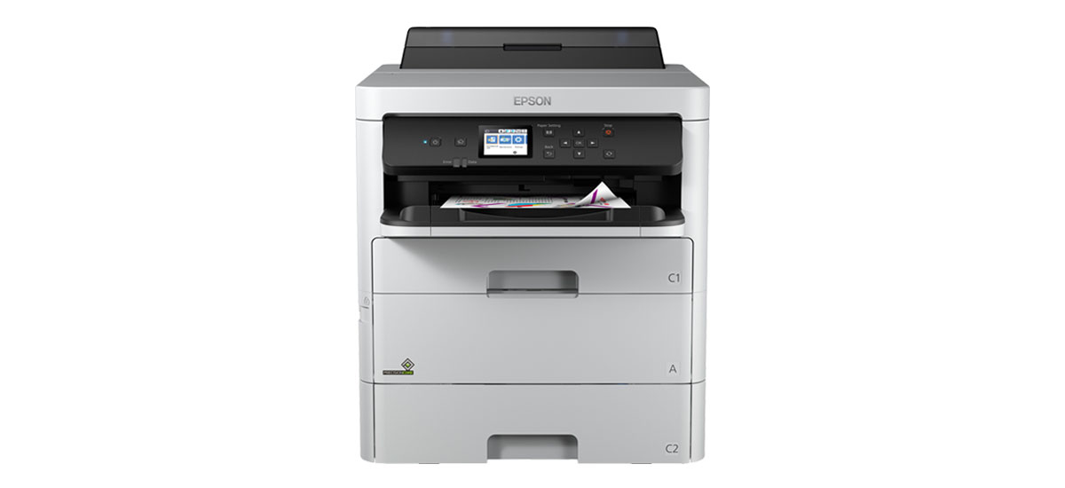 Epson WorkForce Pro WF-C529 RDTW